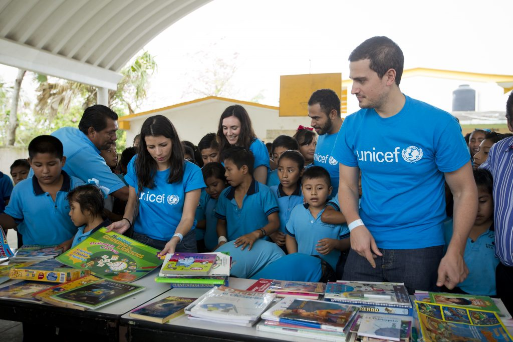 "Programa ""Future for children"" de Privalia en apoyo a UNICEF"